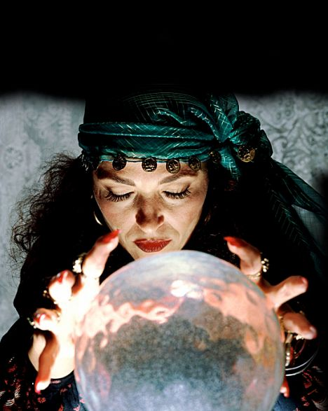 Fortune teller reads her crystal ball. AdultsalertAlertnessaloneanticipateanticipatingAnticipationawareawarenessCaucasianclearColor photographyCommunicationsconcentrateconcentratingConcentrationcontemplatingcontemplationCrystal ballsdiscoveringDiscoveryenigmaenigmaticexpectancyexpectationFateFemalesforebodingfortune tellerFortunetellersFortunetellingFutureGipsiesGipsyGypsiesGypsyHuman cultureinfoInformationMagicmagicalmenacingmysteriesmysteriousMysteryOminousone personPeoplepersonPhotographyplanPlanningponderingProphecypropheticpropheticalPsychic readingsRomRomaRomaniRomanysearchSearchingsee-throughseekseekingShapessinistersorcerySuperstitionsuperstitioussuperstitiousnesstelling fortunesThinkingthoughtTransparentunknownWhiteswitchcraftwomanWomen