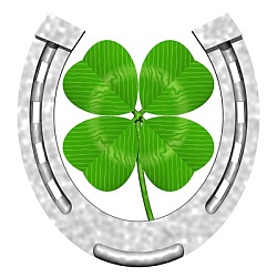 luck-shamrock-horseshoe